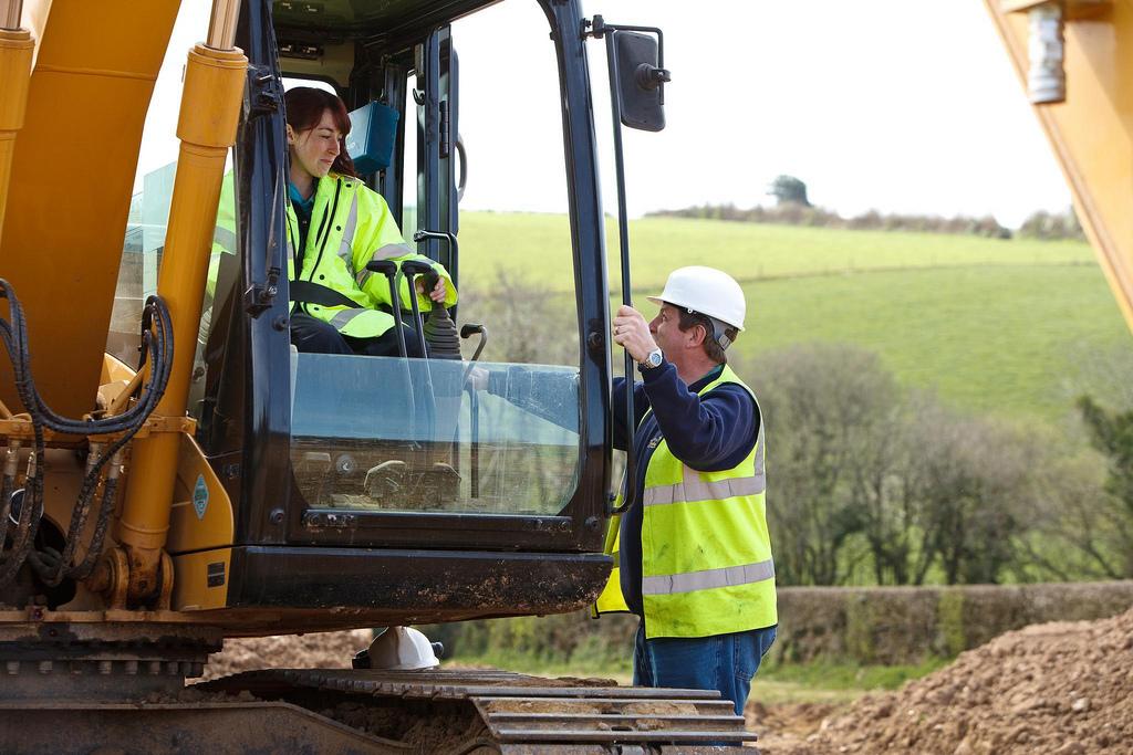 Digger training